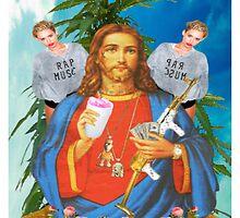 TURNT UP JESUS by Vaporizer