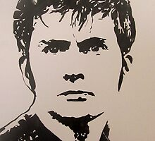 The Tenth Doctor by Clare Shailes