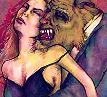 Beauty and the sexy Beast by matan kohn