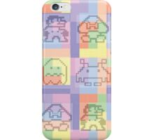 8 Bit Tee iPhone Case/Skin
