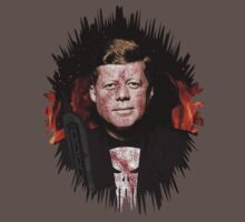 The Punisher + JFK Mash Up by jcestaro33