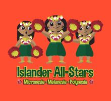 Islander All-Stars by Ronzi