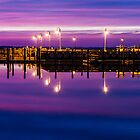 Dock Lights by martinilogic