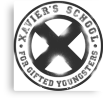 X-Men || School For the Gifted  Canvas Print