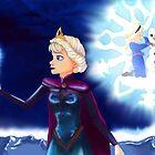 Frozen - Let It Go by Pauline French