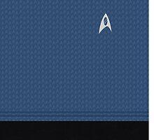 STARFLEET SCIENCE - STAR TREK by beauvoire