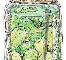 Pickle Jar heaven by picklejarnz