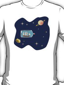 Space Ship T-Shirt