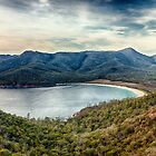Wineglass Bay by Paul Amyes