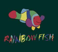 rainbow fish by neptune rain