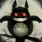 Waru Totoro by Faedus