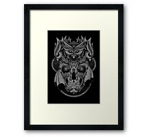Unholy Crown Framed Print