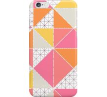Girly Geometry iPhone Case/Skin