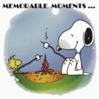 snoopy and woodstock ...memorable moments  by giulietta3