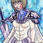 Claire from Claymore by Jazmine Phillips