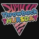 Throwback Thursday by DetourShirts