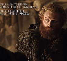 Tormund Giantsbane by ScrubMcGrub