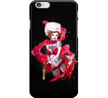 Anastasia - Inked iPhone Case/Skin