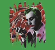 The Joker + Vincent Price Mash Up T-Shirt