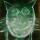 abstract cat by Sebzupaman