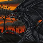 Jabberwock  by Kimberly mattia