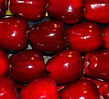 Red Apples by Robert Meyers-Lussier