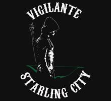 Vigilante by qindesign