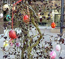 Easter in London by Vanessa  Warren