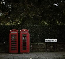Call from London by CrosslightPhoto
