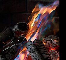 Catching Fire by CrosslightPhoto