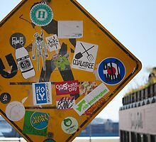 Signs and Stickers by CrosslightPhoto
