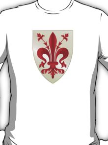 Coat of Arms of Republic of Florence, 1115–1532 T-Shirt