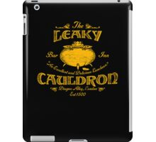 The Leaky Cauldron Bar & Inn iPad Case/Skin
