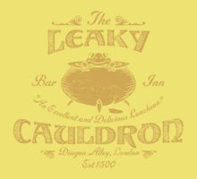 The Leaky Cauldron Bar & Inn Kids Clothes