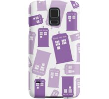 Tardis Color of the Year Samsung Galaxy Case/Skin