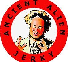 Ancient Alien Jerky Meme by chibiphoto