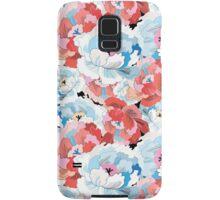 flower pattern Samsung Galaxy Case/Skin