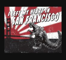I LEFT MY HEART IN SAN FRANCISCO by SKIDSTER