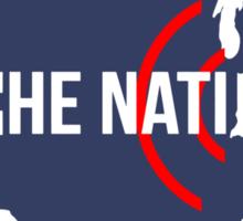 Douche Nation Sticker