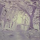 Lavender Forest by davidbelcastro