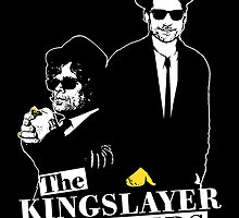 The Kingslayer Brothers by thomazmagnum
