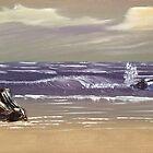 Seascape by davidbelcastro