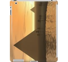 The Giza Necropolis iPad Case/Skin