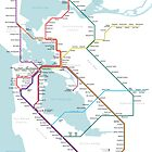 Regional Rapid Transit for the Bay Area by Jake Coolidge