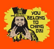 You belong to Ching Dai by CarloJ1956