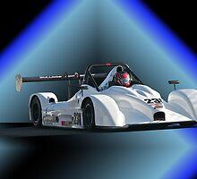Prototype P1 Racecar by DaveKoontz