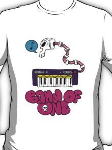 Band of One - Keyboard T-Shirt