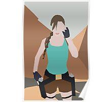 Classic Lara Croft Poster