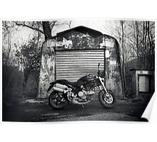 Ducati / Out Of The Hangar #01 Poster