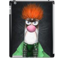 Grumpy Meep iPad Case/Skin